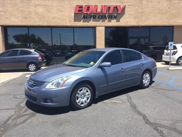 2012 Nissan Altima for sale at EQUITY AUTO CENTER GLENDALE in Glendale AZ