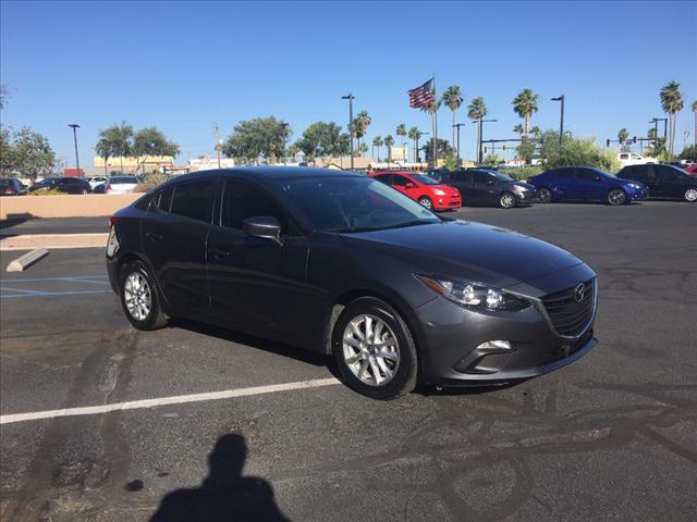 2016 Mazda MAZDA3 for sale at EQUITY AUTO CENTER GLENDALE in Glendale AZ