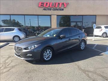 2016 Mazda MAZDA3 for sale at EQUITY AUTO CENTER GLENDALE in Glendale AZ