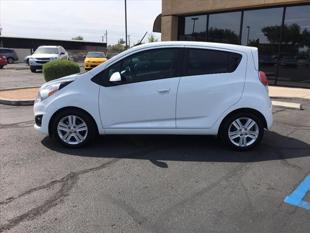 2015 Chevrolet Spark for sale at EQUITY AUTO CENTER GLENDALE in Glendale AZ