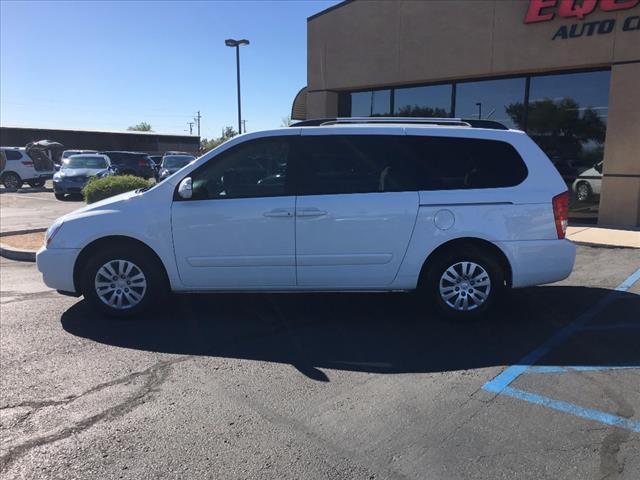 2012 Kia Sedona for sale at EQUITY AUTO CENTER GLENDALE in Glendale AZ