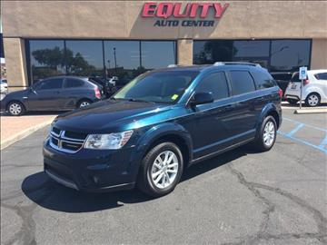 2014 Dodge Journey for sale at EQUITY AUTO CENTER GLENDALE in Glendale AZ