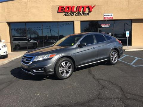 2013 Honda Crosstour for sale in Glendale, AZ