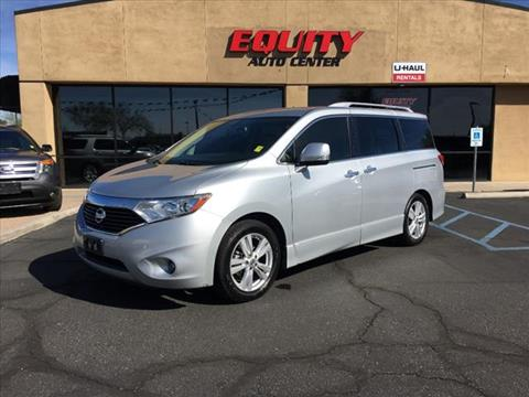 2012 Nissan Quest for sale in Glendale, AZ