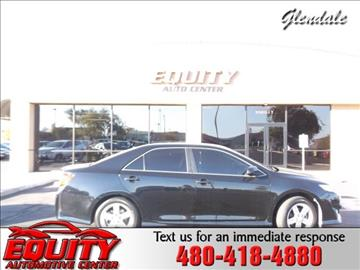 2014 Toyota Camry for sale in Glendale, AZ