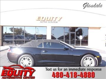 2014 Chevrolet Camaro for sale in Glendale, AZ