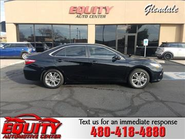 2016 Toyota Camry for sale in Glendale, AZ