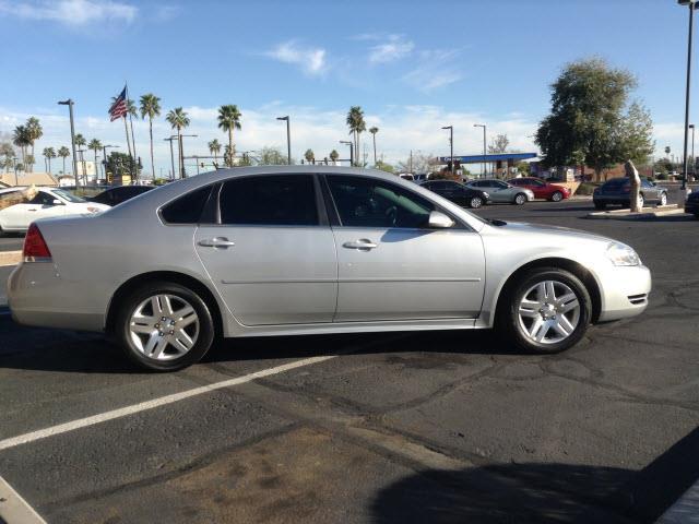 2013 Chevrolet Impala for sale at EQUITY AUTO CENTER GLENDALE in Glendale AZ