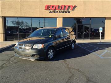 2012 Dodge Grand Caravan for sale at EQUITY AUTO CENTER GLENDALE in Glendale AZ