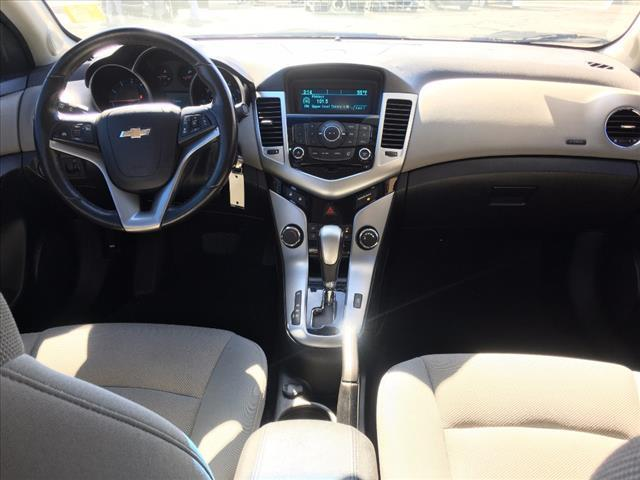 2012 Chevrolet Cruze for sale at EQUITY AUTO CENTER GLENDALE in Glendale AZ