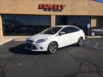 2014 Ford Focus for sale in Glendale, AZ