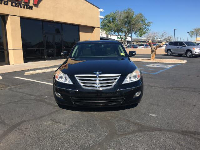 2009 Hyundai Genesis for sale at EQUITY AUTO CENTER GLENDALE in Glendale AZ