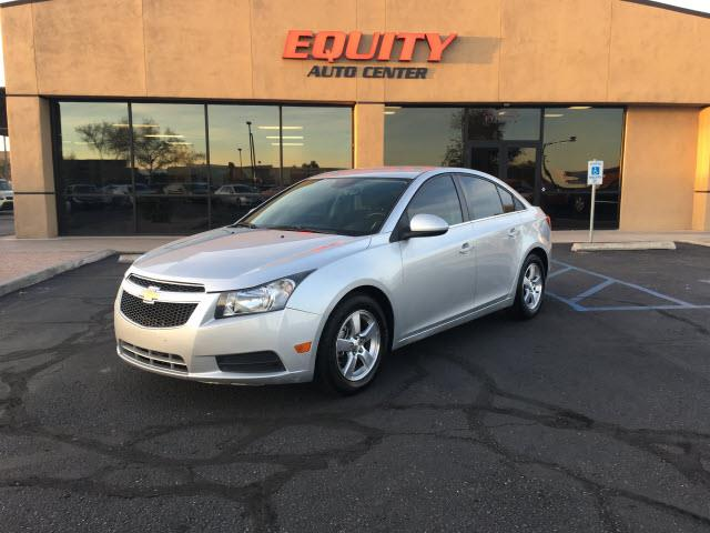 2013 Chevrolet Cruze for sale at EQUITY AUTO CENTER GLENDALE in Glendale AZ