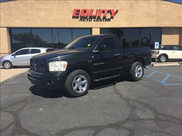 2007 Dodge Ram Pickup 1500 for sale in Glendale, AZ