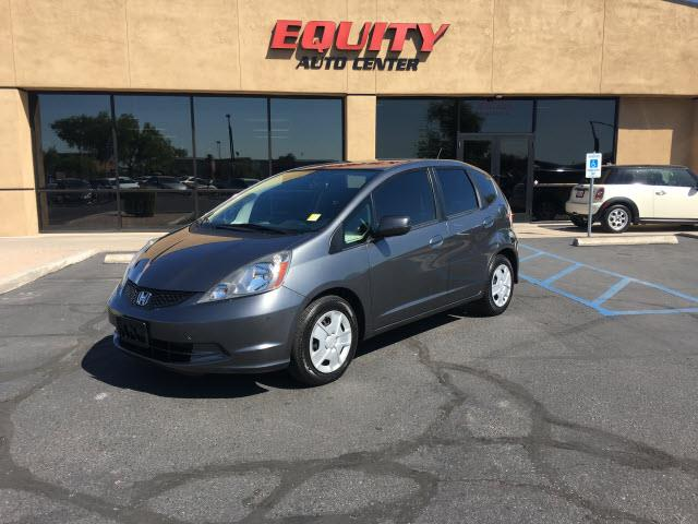2013 Honda Fit for sale at EQUITY AUTO CENTER GLENDALE in Glendale AZ