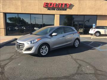 2016 Hyundai Elantra GT for sale at EQUITY AUTO CENTER GLENDALE in Glendale AZ