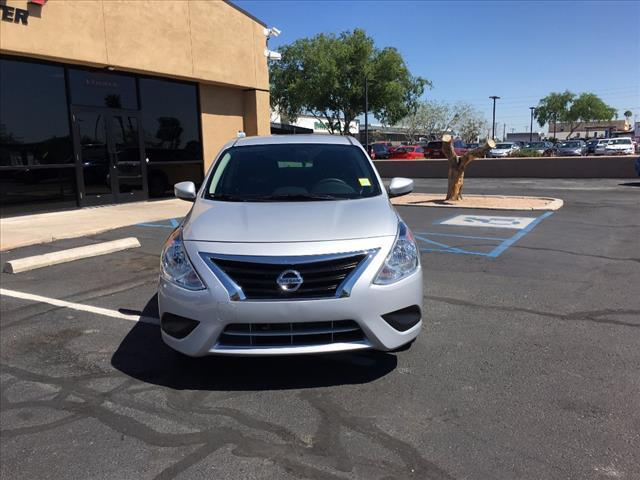 2016 Nissan Versa for sale at EQUITY AUTO CENTER GLENDALE in Glendale AZ
