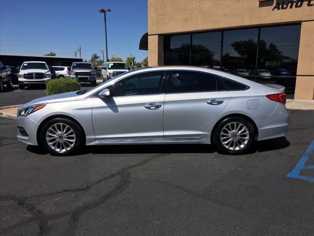 2015 Hyundai Sonata for sale at EQUITY AUTO CENTER GLENDALE in Glendale AZ