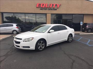 2011 Chevrolet Malibu for sale at EQUITY AUTO CENTER GLENDALE in Glendale AZ