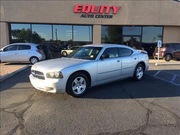 2007 Dodge Charger for sale at EQUITY AUTO CENTER GLENDALE in Glendale AZ