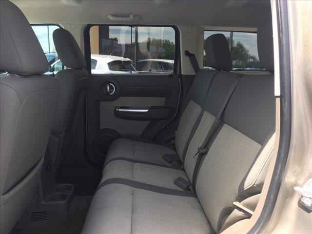 2007 Dodge Nitro for sale at EQUITY AUTO CENTER GLENDALE in Glendale AZ