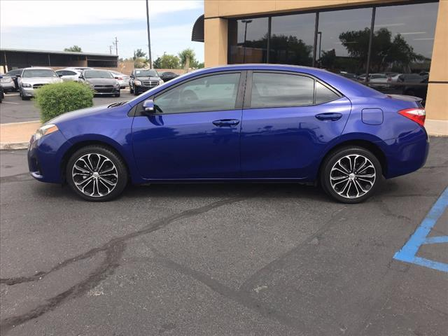 2014 Toyota Corolla for sale at EQUITY AUTO CENTER GLENDALE in Glendale AZ