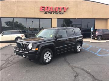 2014 Jeep Patriot for sale at EQUITY AUTO CENTER GLENDALE in Glendale AZ