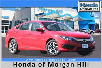2017 Honda Civic for sale in Morgan Hill, CA