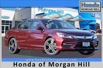 2017 Honda Accord for sale in Morgan Hill, CA
