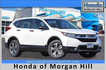 2017 Honda CR-V for sale in Morgan Hill, CA