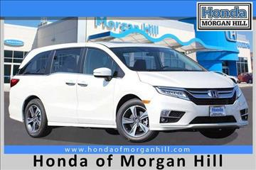 2018 Honda Odyssey for sale in Morgan Hill, CA