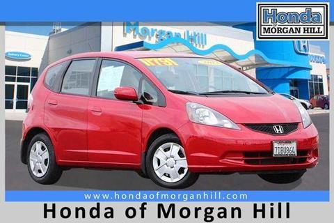 2013 Honda Fit for sale in Morgan Hill, CA