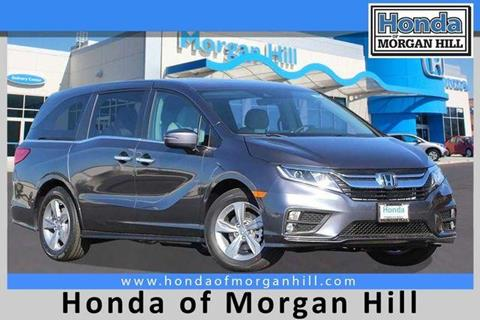 2018 Honda Odyssey for sale in Morgan Hill, CA