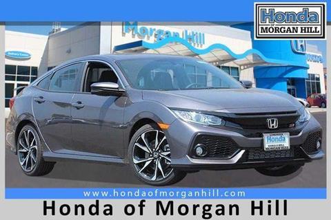 2017 Honda Civic for sale in Morgan Hill, CA