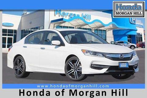 2017 Honda Accord for sale in Morgan Hill, CA