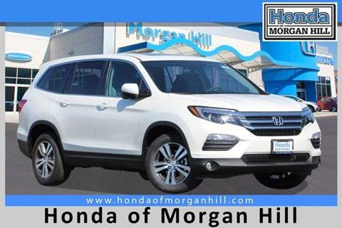 2017 Honda Pilot for sale in Morgan Hill, CA