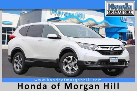 2017 Honda CR-V for sale in Morgan Hill, CA