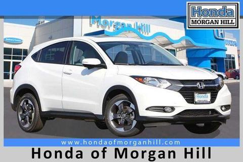 2018 Honda HR-V for sale in Morgan Hill, CA