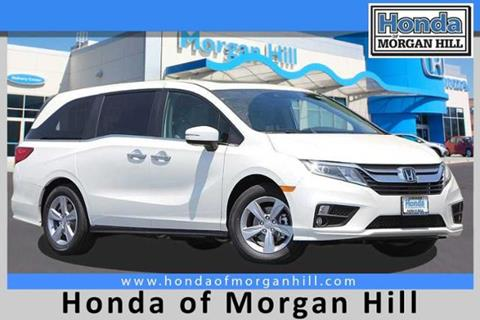 2019 Honda Odyssey for sale in Morgan Hill, CA