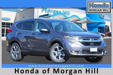 2018 Honda CR-V for sale in Morgan Hill, CA