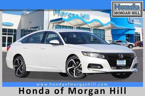 2019 Honda Accord for sale in Morgan Hill, CA