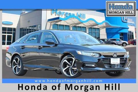 2018 Honda Accord for sale in Morgan Hill, CA