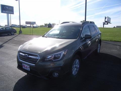 2018 Subaru Outback for sale in Dubuque IA