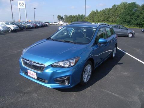 2018 Subaru Impreza for sale in Dubuque IA