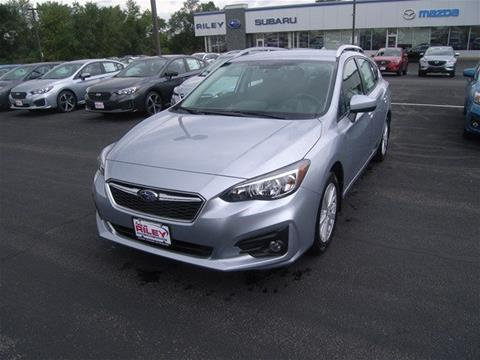 2018 Subaru Impreza for sale in Dubuque IA