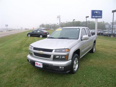 2010 Chevrolet Colorado for sale in Dubuque IA
