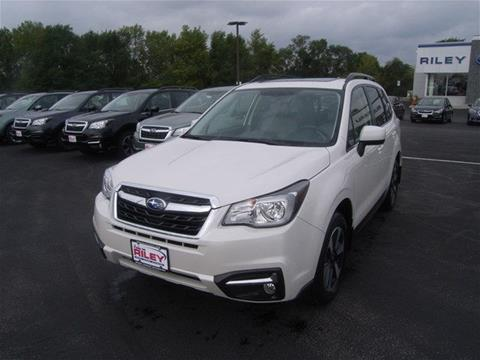 2018 Subaru Forester for sale in Dubuque IA