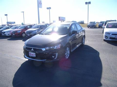 2016 Mitsubishi Lancer for sale in Dubuque IA