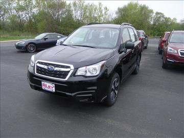 2017 Subaru Forester for sale in Dubuque, IA