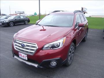 2017 Subaru Outback for sale in Dubuque, IA